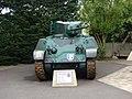 Le Grand Bunker, M3Stuart, Ouistreham, Lower Normandy, France - panoramio.jpg