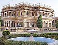 Le Mubarak Mahal (City Palace, Jaipur) (8487577820).jpg