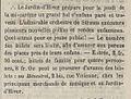 Le Nouvelliste - 18 mars 1854 - p.3 - 4ème colonne - Annonce d'un bal d'enfants à Paris le jeudi de la Mi-Carême au Jardin-d'Hiver.jpg