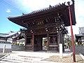 "Le Temple Jôraku-ji - La porte ""San-mon"".jpg"