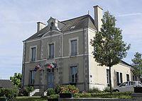 Le Theil-de-Bretagne (35) Mairie.jpg