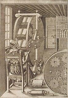 回転式書見台 - Wikipedia