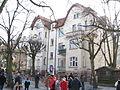 Lech Kaczynski ex-house Sopot after death April 11th 2010.JPG