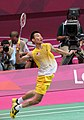 Lee Chong Wei Prepares To Smash cropped.jpg