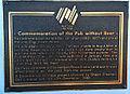Lees Hotel Commemorative plaque.jpg