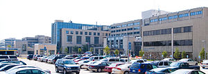 English: Lehigh Valley Hospital, Allentown, PA...