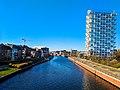 Leie River in Kortrijk.jpeg
