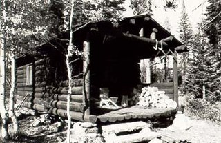 Leigh Lake Ranger Patrol Cabin United States historic place
