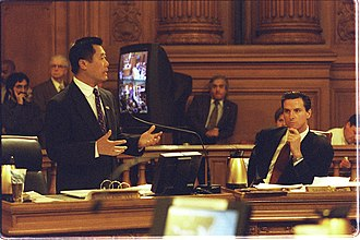 Leland Yee - Yee as member of SF Board of Supervisors