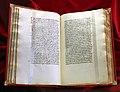 Leonardo bruni, oratio in funere othonis adulescentulis, italia 1456 (bml, ashburnham 1702).jpg