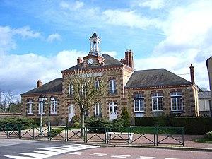 Les Bréviaires - Town hall