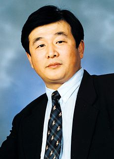 Li Hongzhi Chinese religious leader and dissident