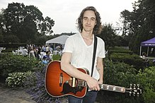 Liam Titcomb at CFC Garden Party 2012.jpg
