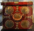 Limoges, cassone araldico di riccardo di cornovaglia, 1258 ca. 05.jpg
