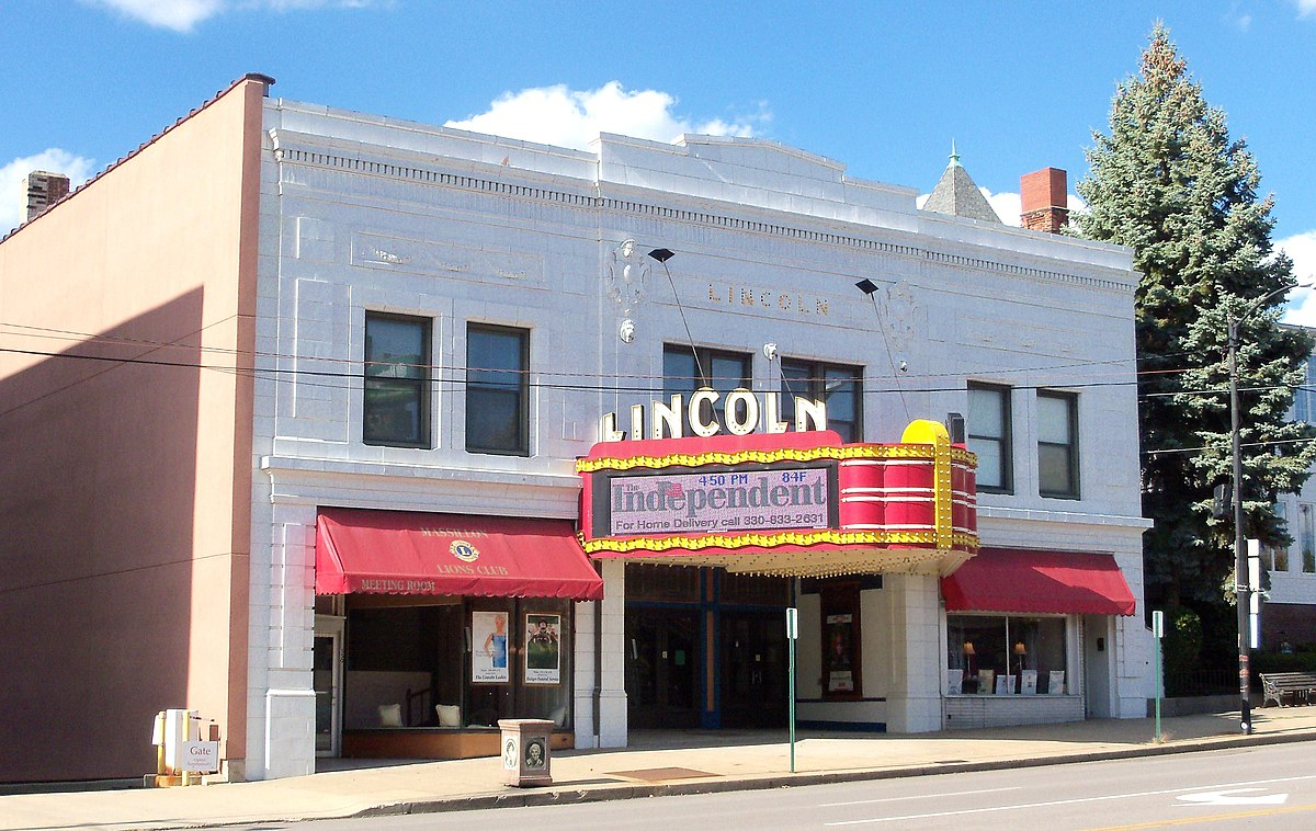 Image Result For Akron Movie Theater