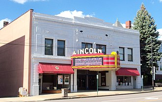 Massillon, Ohio - Lions Lincoln Theatre