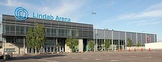 Lindab Arena - Lindab Arena in July 2011