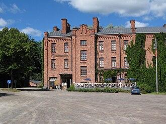 The Artillery Museum of Finland - Image: Linnankasarmi Finland