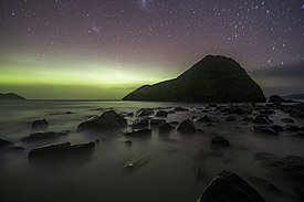 Lion Rock and Aurora Australis.jpg
