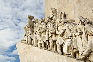 Padrão dos Descobrimentos. The Monument to the...
