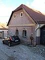 Listed house. - 1B Torok Lane, Eger, 2016 Hungary.jpg