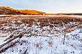 Little Falls Lake Winter Sunset, Wisconsin (40205503421).jpg