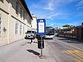 Ljubljana bus station - platform 28.jpg