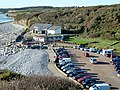 Llantwit Major Beach Surf Life Saving Club building 01446 795313 ^ cafe 01446 792665 - panoramio.jpg