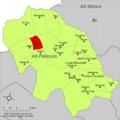 Localització de Toràs respecte de l'Alt Palància.png