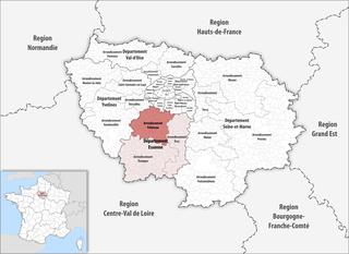 Arrondissement of Palaiseau Arrondissement in Île-de-France, France