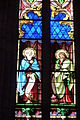 Lodève Saint-Fulcran cathedral stained glass window386.JPG