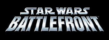 Logo of Star Wars Battlefront.
