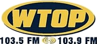"WTOP-FM - The WTOP logo before WWWT 107.7 was added to the ""tri-mulcast""."