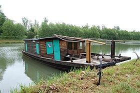 Filet Catamaran Maison Decorative