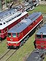 Lok im Eisenbahnmuseum Dresden 2.JPG