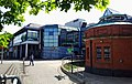 London-Woolwich, Waterfront Leisure Centre & Woolwich Foot Tunnel building01.jpg