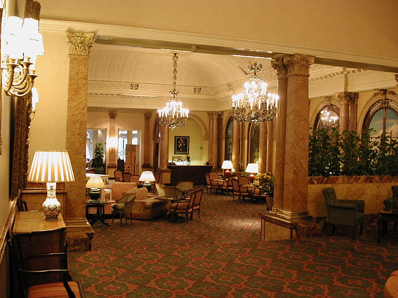 London President Hotel Booking