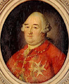 Louis Philippe d'Orléans, Duke of Orléans, Prince du sang in circa 1770 by Étienne Garnier.png