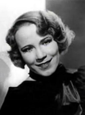 Louise Fazenda - Fazenda from the trailer for The Casino Murder Case in 1935.