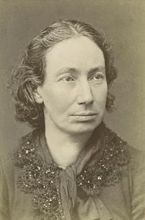 Louise Michel French author and anarchist