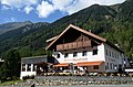 Lovely meals at the restaurant Alpenfriede (Peace at the Alps) at Gries - panoramio.jpg