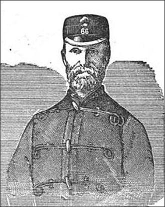 James J. Bremner - Image: Lt Col Bremner Halifax Battalion