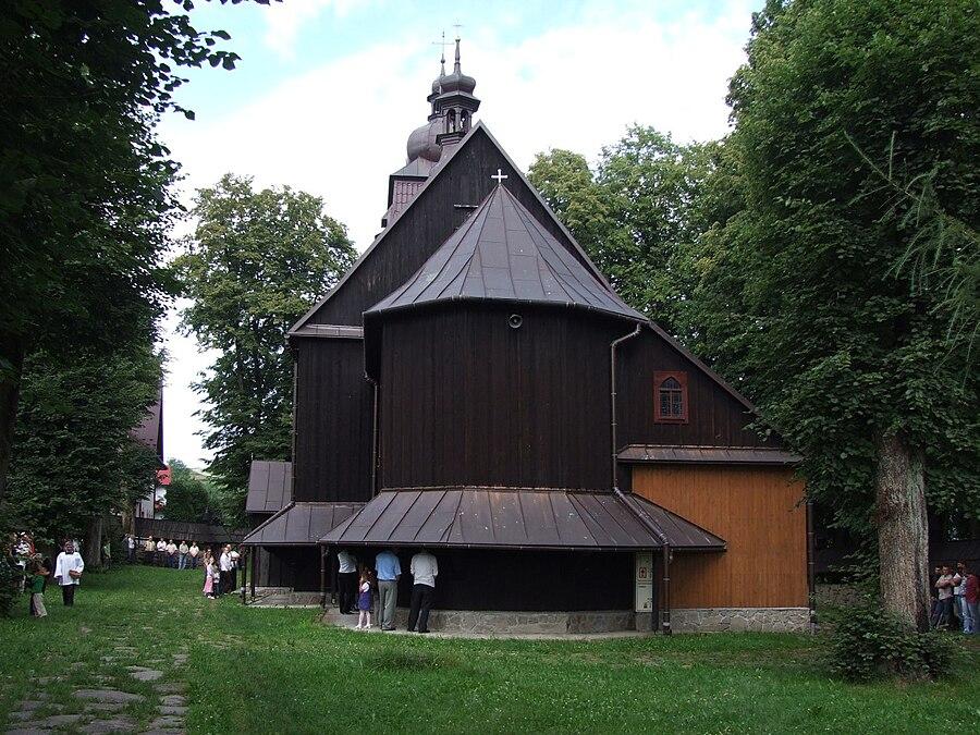 Lubomierz, Limanowa County