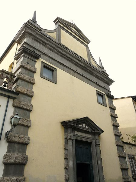 File:Lucca-chiesa della Santissima Trinità-facciata.jpg