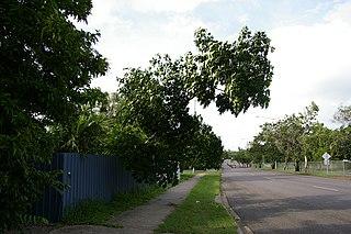 Ludmilla, Northern Territory Suburb of Darwin, the Northern Territory, Australia