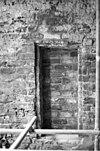 luikopening in de linker zijmuur op begane grond - deventer - 20055551 - rce