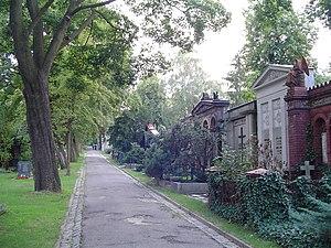 Luisenstädtischer Friedhof Berlin, Germany