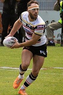 Luke Gale English rugby league footballer