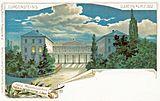 Lurgensteins Garten Mendelssohn-Wohnung