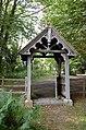 Lych Gate, St Giles Church, Bodiam - geograph.org.uk - 1452463.jpg